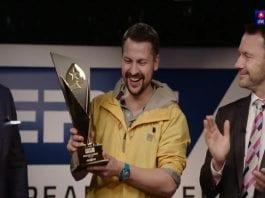 Арсений Карматский выиграл ME EPT Sochi-2018
