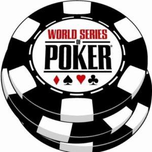 Мировая серия покера WSOP logotype