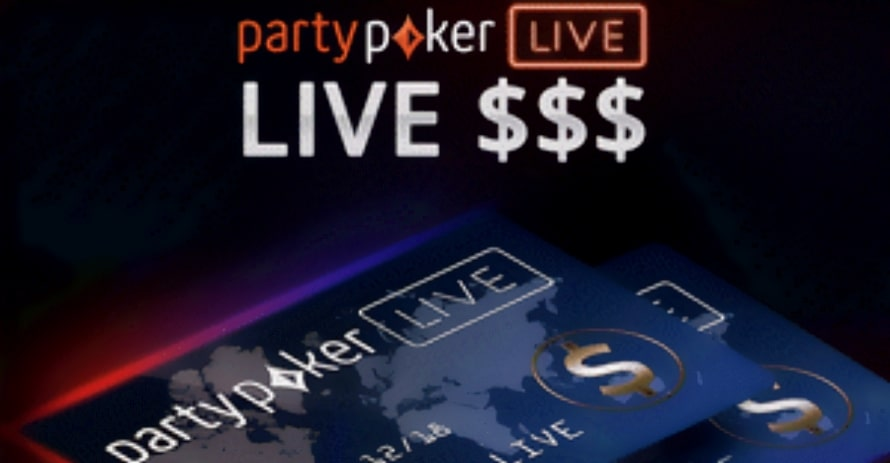 PP Live Dollars by PartyPoker
